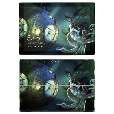 Microsoft Surface Pro 3 Skin - 20000 Leagues