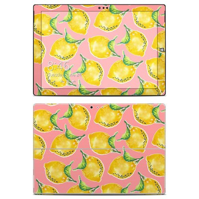 Microsoft Surface Pro 3 Skin - Lemon