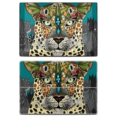 Microsoft Surface Pro 3 Skin - Leopard Queen