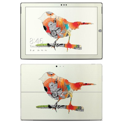 Microsoft Surface Pro 3 Skin - Little Bird