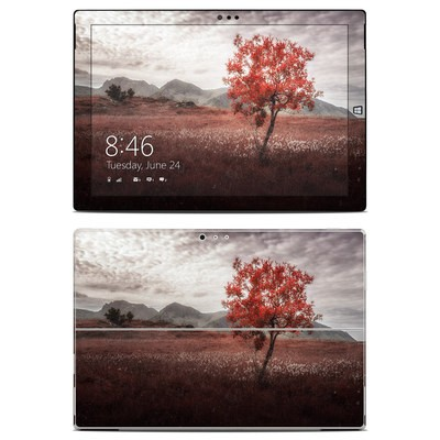 Microsoft Surface Pro 3 Skin - Lofoten Tree