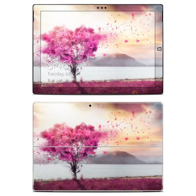Microsoft Surface Pro 3 Skin - Love Tree