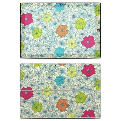 Microsoft Surface Pro 3 Skin - May Flowers
