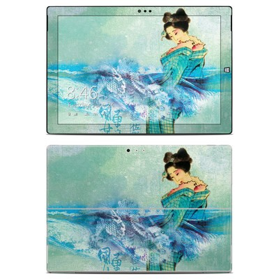 Microsoft Surface Pro 3 Skin - Magic Wave