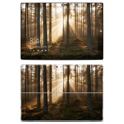 Microsoft Surface Pro 3 Skin - Misty Trail