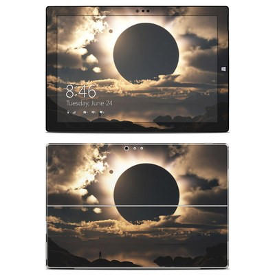 Microsoft Surface Pro 3 Skin - Moon Shadow