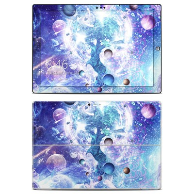 Microsoft Surface Pro 3 Skin - Mystic Realm
