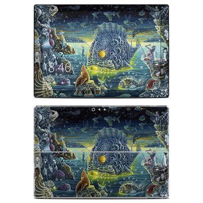 Microsoft Surface Pro 3 Skin - Night Trawlers