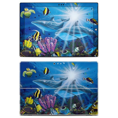 Microsoft Surface Pro 3 Skin - Ocean Friends