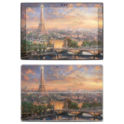 Microsoft Surface Pro 3 Skin - Paris City of Love
