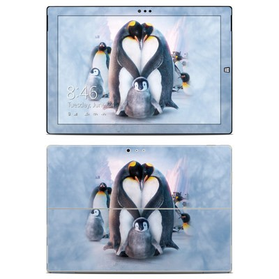 Microsoft Surface Pro 3 Skin - Penguin Heart