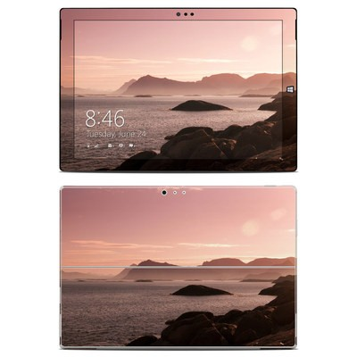 Microsoft Surface Pro 3 Skin - Pink Sea