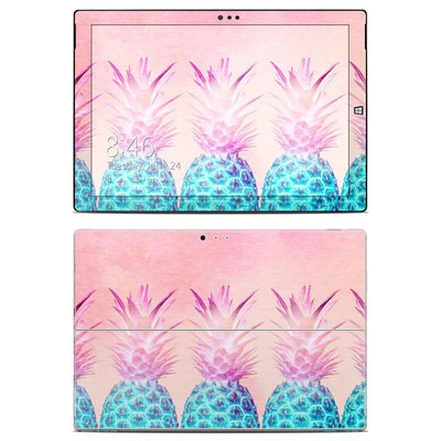 Microsoft Surface Pro 3 Skin - Pineapple Farm