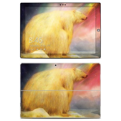 Microsoft Surface Pro 3 Skin - Polar Bear