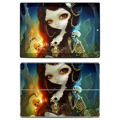Microsoft Surface Pro 3 Skin - Princess of Bones