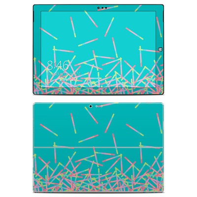 Microsoft Surface Pro 3 Skin - Pop Rocks Wands