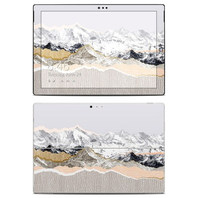 Microsoft Surface Pro 3 Skin - Pastel Mountains