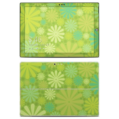 Microsoft Surface Pro 3 Skin - Lime Punch