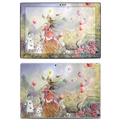 Microsoft Surface Pro 3 Skin - Queen of Hearts