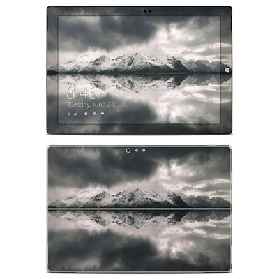 Microsoft Surface Pro 3 Skin - Reflecting Islands