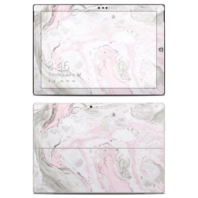 Microsoft Surface Pro 3 Skin - Rosa Marble