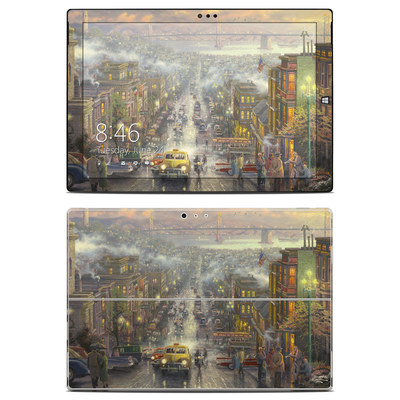 Microsoft Surface Pro 3 Skin - Heart of San Francisco