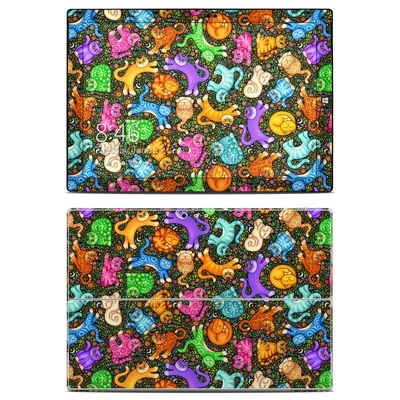 Microsoft Surface Pro 3 Skin - Sew Catty