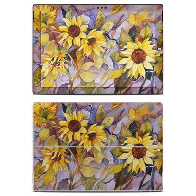 Microsoft Surface Pro 3 Skin - Sunflower