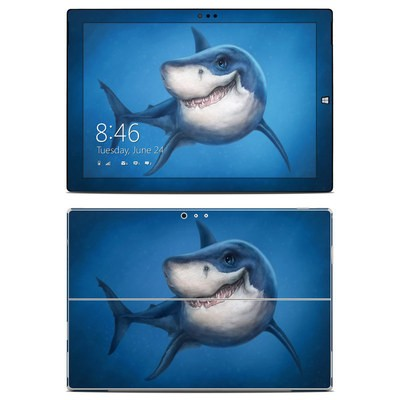 Microsoft Surface Pro 3 Skin - Shark Totem