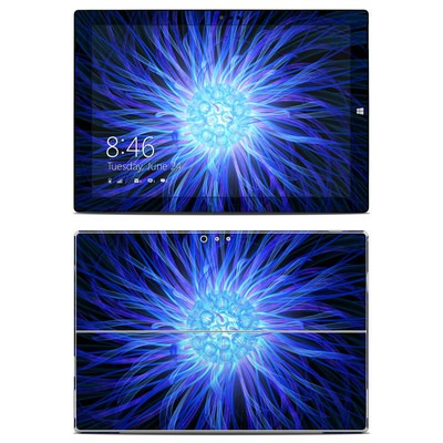Microsoft Surface Pro 3 Skin - Something Blue