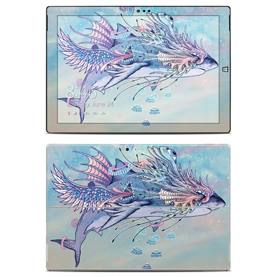 Microsoft Surface Pro 3 Skin - Spirit Shark