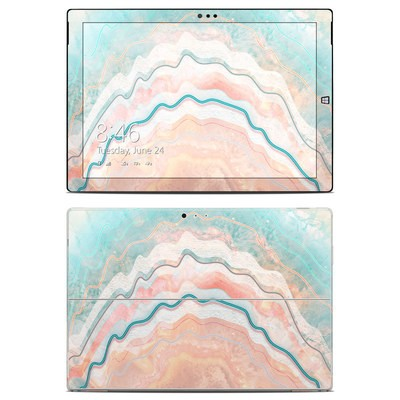 Microsoft Surface Pro 3 Skin - Spring Oyster