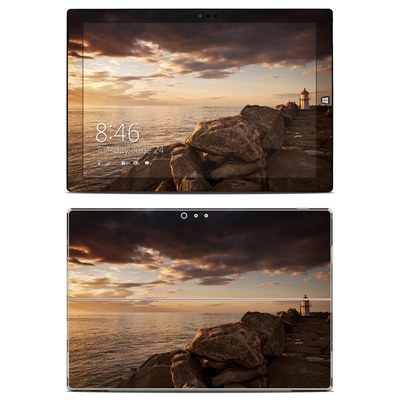 Microsoft Surface Pro 3 Skin - Sunset Beacon