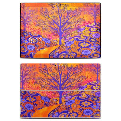 Microsoft Surface Pro 3 Skin - Sunset Park