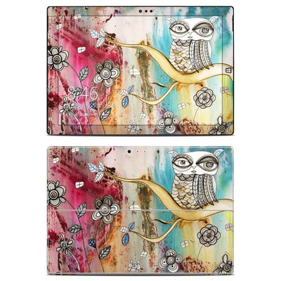 Microsoft Surface Pro 3 Skin - Surreal Owl