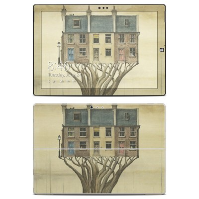 Microsoft Surface Pro 3 Skin - Terraced Houses