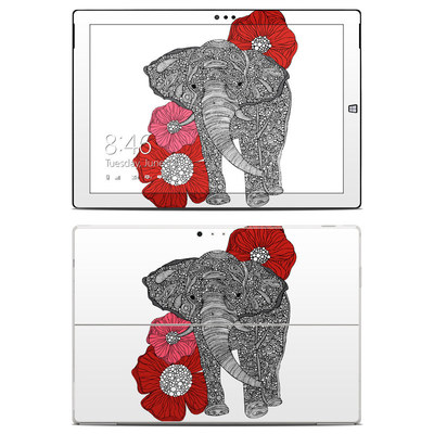 Microsoft Surface Pro 3 Skin - The Elephant
