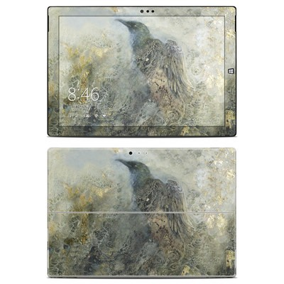 Microsoft Surface Pro 3 Skin - The Raven