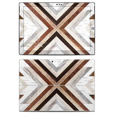 Microsoft Surface Pro 3 Skin - Timber