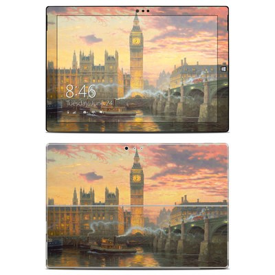 Microsoft Surface Pro 3 Skin - Thomas Kinkades London