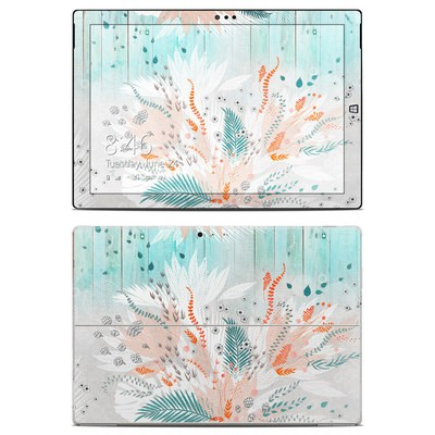 Microsoft Surface Pro 3 Skin - Tropical Fern