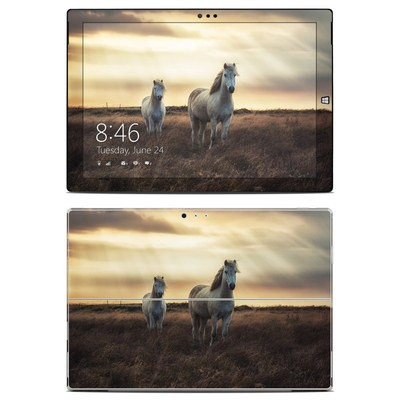 Microsoft Surface Pro 3 Skin - Hornless Unicorns