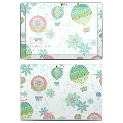 Microsoft Surface Pro 3 Skin - Up and Away