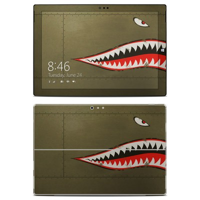 Microsoft Surface Pro 3 Skin - USAF Shark