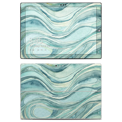 Microsoft Surface Pro 3 Skin - Waves