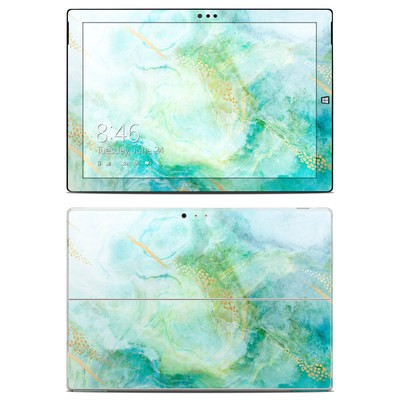 Microsoft Surface Pro 3 Skin - Winter Marble