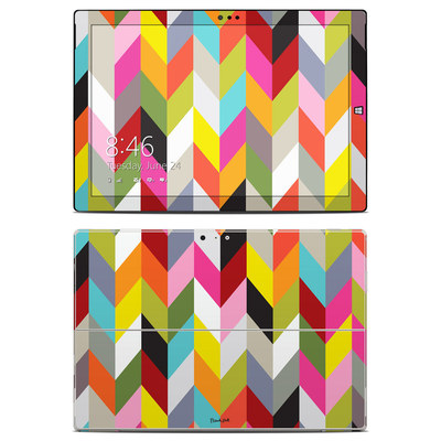 Microsoft Surface Pro 3 Skin - Ziggy Condensed