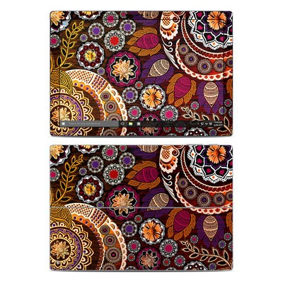 Microsoft Surface Pro 4 Skin - Autumn Mehndi