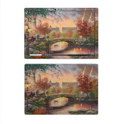 Microsoft Surface Pro 4 Skin - Autumn in New York
