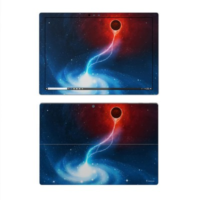 Microsoft Surface Pro 4 Skin - Black Hole